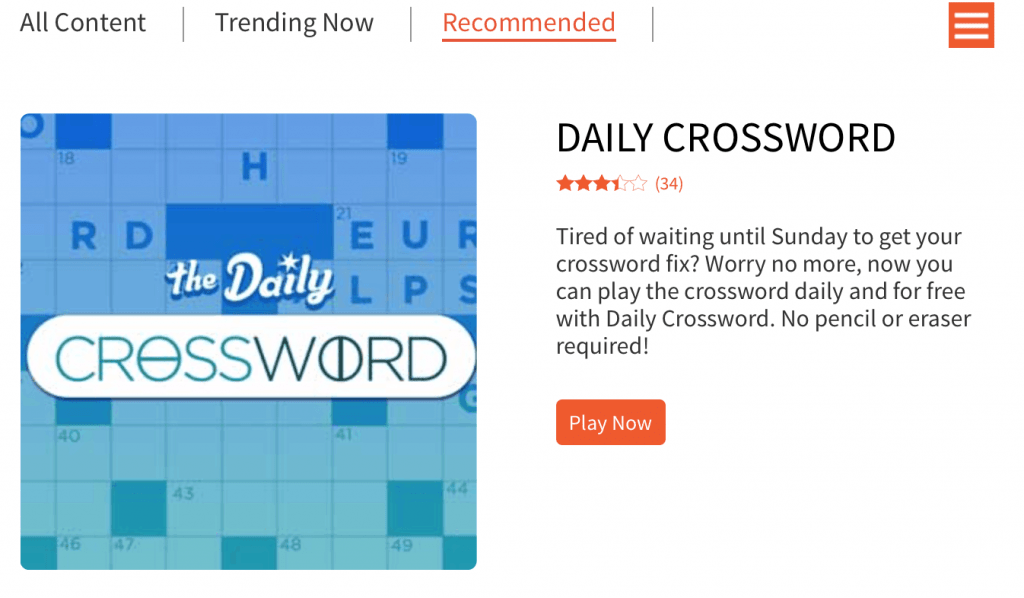 8 daily crossword