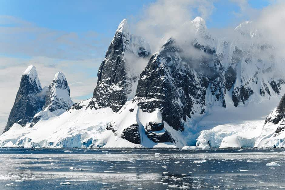 The Coldest and Hottest Places IN the World